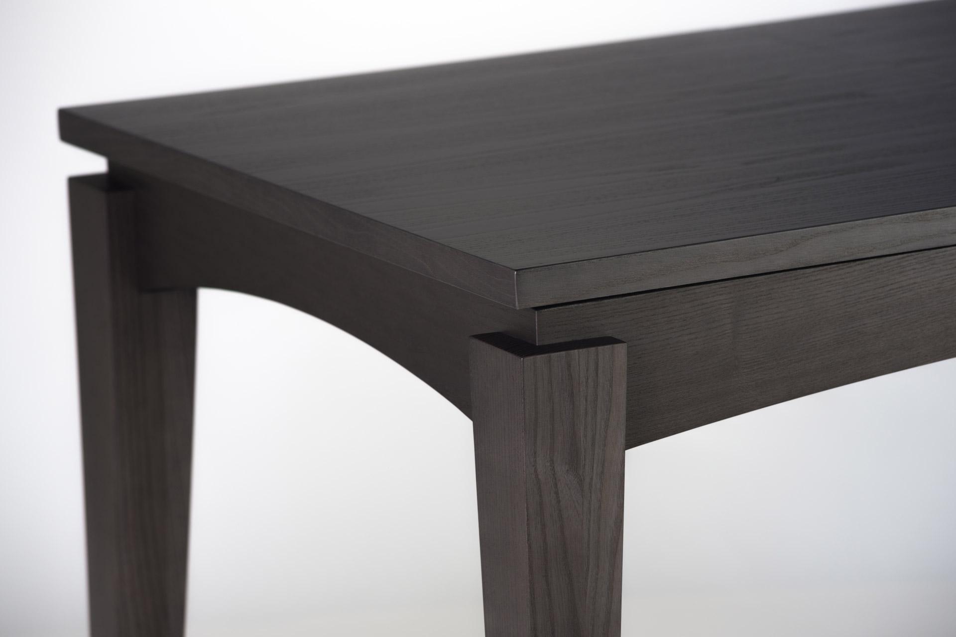 Столешница кухонного стола Бруклин, с квадратными углами