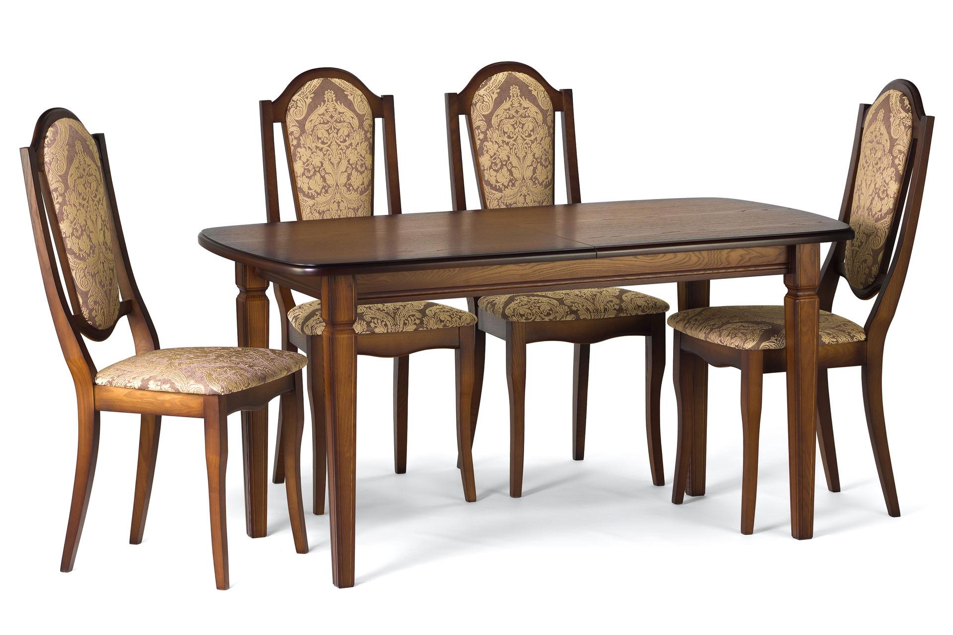 Классический деревянный стол киев