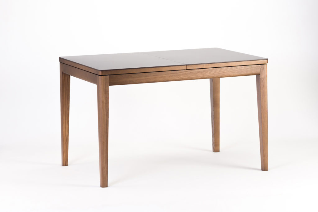 """Кухонний стіл """"Фішер"""" розкладна стільниця з каменю"""